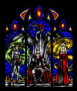 Targaryen Window by Guad©