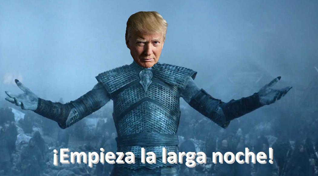 Trumping