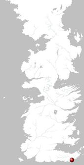 Mapa Limonar
