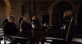 Consejo Privado Tommen HBO