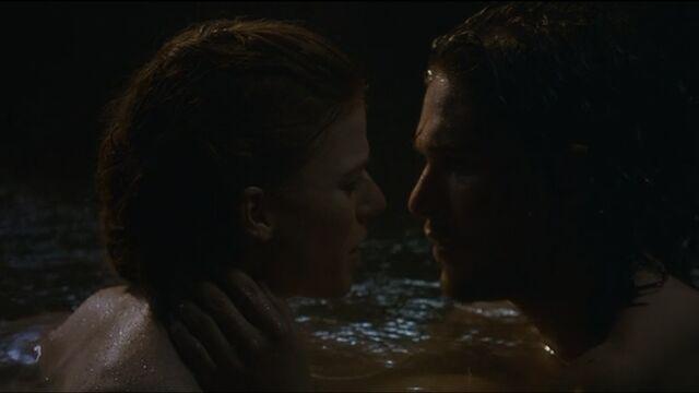 Archivo:Ygritte y Jon HBO.jpg