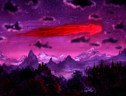 Cometa Rojo by Franz Miklis, Fantasy Flight Games©