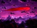 Cometa Rojo
