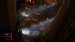 Interiores Gran Septo de Baelor HBO