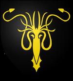 Casa Greyjoy escudo