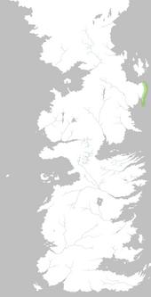 Mapa Acantilados Grises
