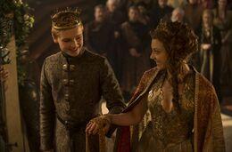 Matrimonio Tommen y Margaery HBO