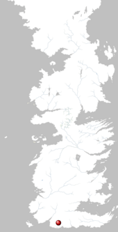 Mapa Asperón