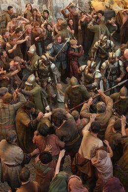 Revuelta Desembarco HBO