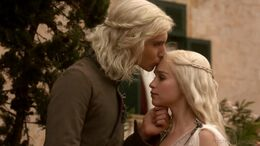 Viserys Daenerys Targaryen hbo