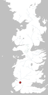 Mapa Colina Cuerno