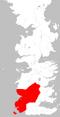 Mapa El Dominio extensión