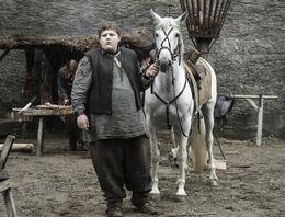 Joven Hodor HBO