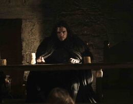 Lord Comandante Jon Nieve HBO