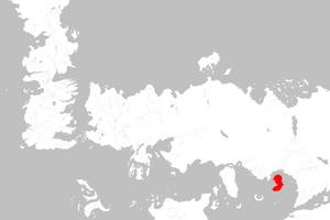Mapa Leng