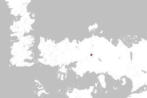 Mapa Vaes Efe