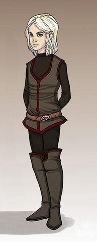 Archivo:Aegon III Targaryen by Enife©.jpg