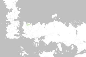 Mapa Colinas de Norvos