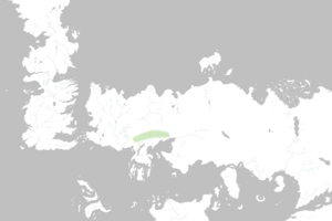 Mapa Montañas Pintadas