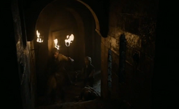 Jaime ayuda a huir a Tyrion HBO