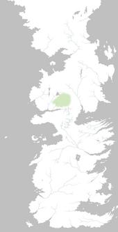 Mapa Los Túmulos