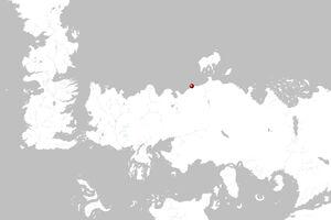 Mapa Vaes Leisi