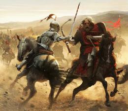 Guerra de los Reyes Nuevepeniques by Jose Daniel Cabrera©