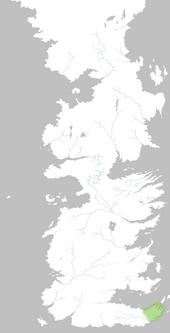 Mapa Brazo Roto