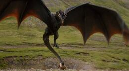 Drogon Temporada 4 HBO