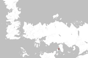 Mapa Vahar