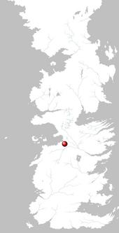 Mapa Árbol de Cuervos
