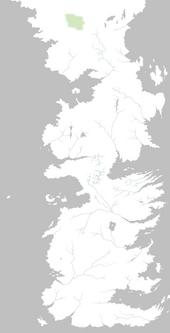 Mapa Thenn