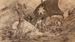 Barco Ándalo HBO