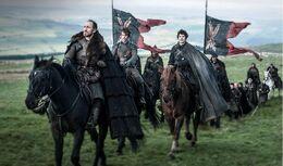 Bolton hacia Invernalia HBO