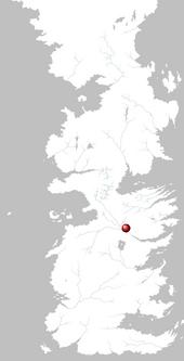 Mapa Aldea de Lord Harroway