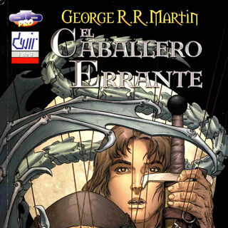 Comic de El Caballero Errante, volumen 1.
