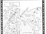 Tormenta de Espadas-Mapa Bahía de los Esclavos