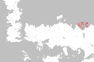 Mapa Las Mil Islas