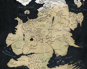Mapa El Norte