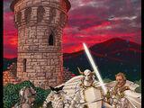 Confrontación de la Torre de la Alegría