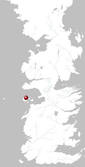 Mapa Piedra Quebrada