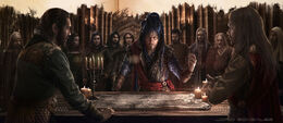 A council of the Triarchy by Jordi González©