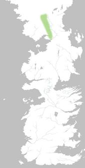 Mapa Colmillos Helados