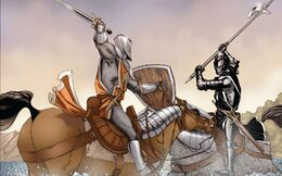 Ser Duncan vs Luchas Inchfield by Mike S. Miller©
