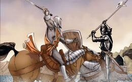 Ser Duncan vs Luchas Inchfield by Mike S. Miller©