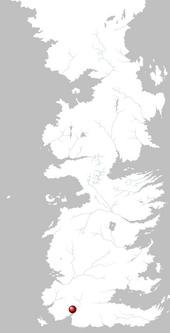Mapa Campoestrella