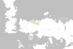 Mapa Reino de Sarnor