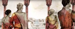 Matrimonios Targaryen Martell HBO