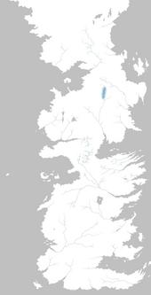 Mapa Lago Largo