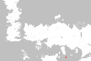 Mapa Isla de los Elefantes